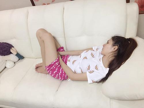 Hot girl Lilly Luta ngủ vẫn rất xinh đẹp - 7
