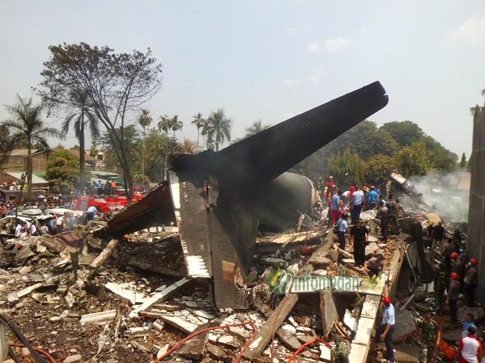 Nghẹn ngào với lời cuối của phi công C-130 Indonesia - 3