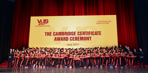 Gần 3000 học viên của VUS nhận chứng chỉ Anh ngữ quốc tế Cambridge - 2