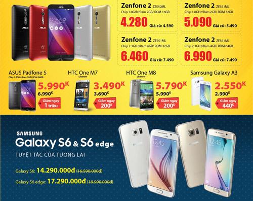 Giờ vàng TechOne tại Hàng Bài giảm giá smartphone tới 70% - 4
