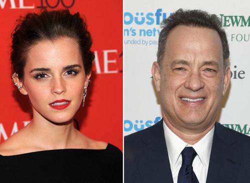 """Emma Watson, Tom Hanks sẽ """"gây ám ảnh"""" cho khán giả - 1"""