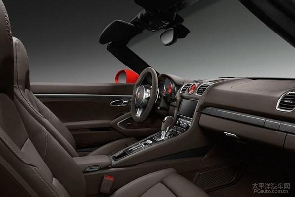 Lộ ảnh chính thức của Porsche BoxsterS bản đặc biệt - 2