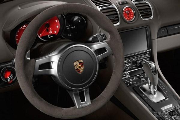 Lộ ảnh chính thức của Porsche BoxsterS bản đặc biệt - 3