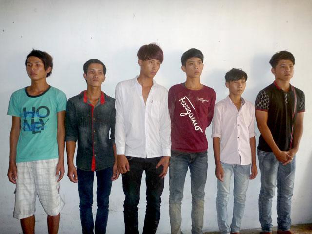 """Bắt nhóm chặn xe """"xin đểu"""" trên cao tốc TPHCM – Trung Lương - 1"""