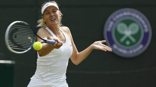 Sharapova - Hogenkamp: Thế trận một chiều (V2 Wimbledon) - 1