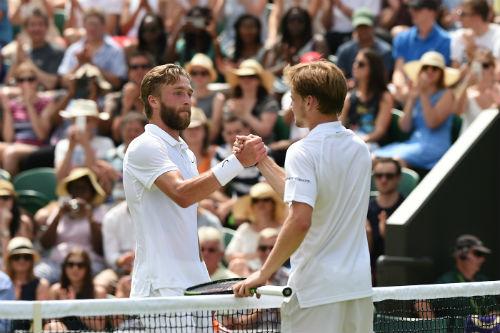 """Wimbledon ngày 3: Tạm biệt """"hoa khôi"""" - 5"""