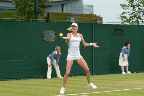 """Wimbledon ngày 3: Tạm biệt """"hoa khôi"""" - 6"""
