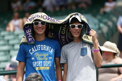 """Wimbledon ngày 3: Tạm biệt """"hoa khôi"""" - 7"""