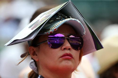 """Wimbledon ngày 3: Tạm biệt """"hoa khôi"""" - 8"""