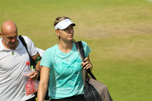 """Wimbledon ngày 3: Tạm biệt """"hoa khôi"""" - 3"""