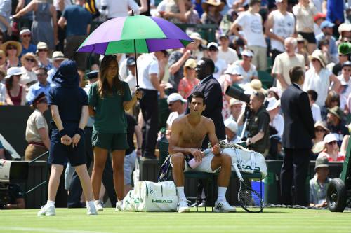"""Wimbledon ngày 3: Tạm biệt """"hoa khôi"""" - 11"""