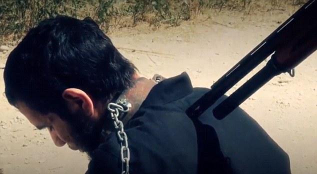 Chiến binh IS bị kẻ thù hành quyết tập thể - 4
