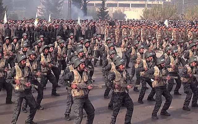 Chiến binh IS bị kẻ thù hành quyết tập thể - 5