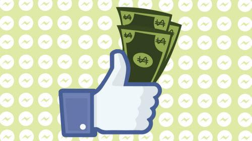 Gửi tiền qua Facebook Messenger đã xuất hiện tại Mỹ - 1