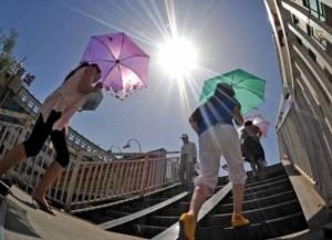 Còn bao nhiêu đợt nắng nóng trong năm 2015?
