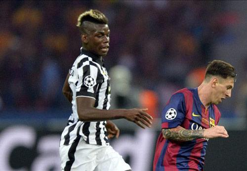 Bế tắc vụ Pogba, Barca chuyển hướng mua SAO Atletico - 1