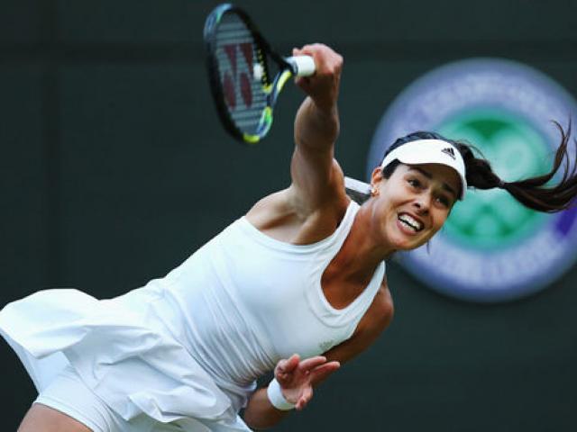 """Wimbledon ngày 3: Tạm biệt """"hoa khôi"""""""