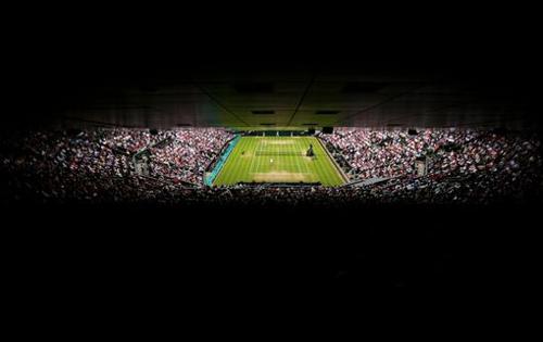 Wimbledon: Khán giả tá hỏa vì cháy SVĐ trung tâm - 4