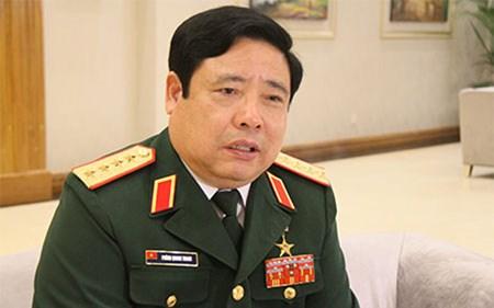 Đại tướng Phùng Quang Thanh sang Pháp chữa bệnh phổi - 1