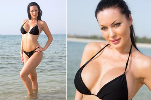 Người mẫu sexy giống Angelina Jolie làm đàn ông sợ hãi - 3