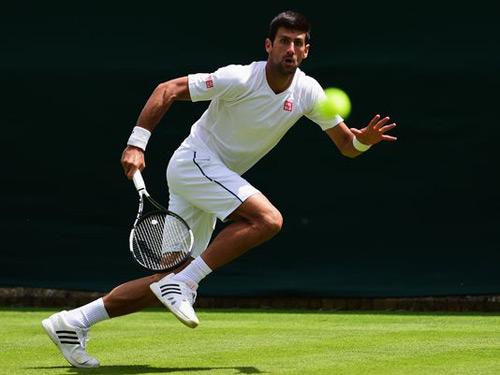 Hot shot: Djokovic passing với cú cắt bóng cực đẹp - 1