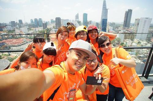 Hà Nội hãy sẵn sàng cho thử thách Yolo selfie - 3