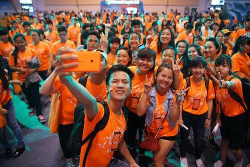 Hà Nội hãy sẵn sàng cho thử thách Yolo selfie - 6