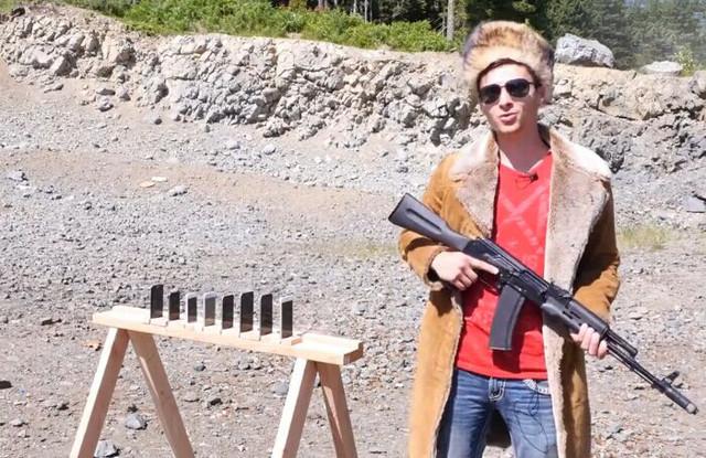 Bao nhiêu chiếc iPhone mới chặn được đạn AK-74? - 5