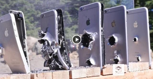 Bao nhiêu chiếc iPhone mới chặn được đạn AK-74? - 7
