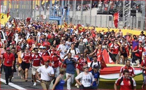 F1: Ferrari có nguy cơ mất sân nhà chặng Italian GP - 2