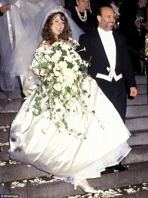 """12 thiết kế váy cưới đẹp mê mẩn """"cộp mác"""" Vera Wang - 2"""