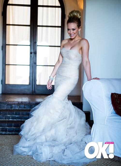 """12 thiết kế váy cưới đẹp mê mẩn """"cộp mác"""" Vera Wang - 10"""