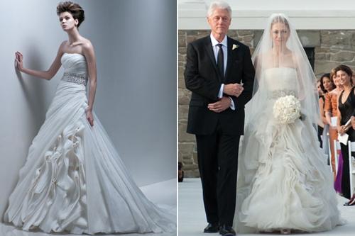 """12 thiết kế váy cưới đẹp mê mẩn """"cộp mác"""" Vera Wang - 8"""