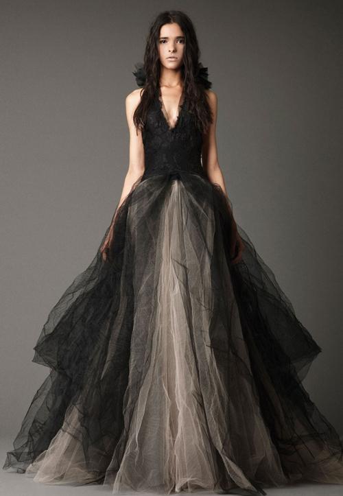 """12 thiết kế váy cưới đẹp mê mẩn """"cộp mác"""" Vera Wang - 15"""