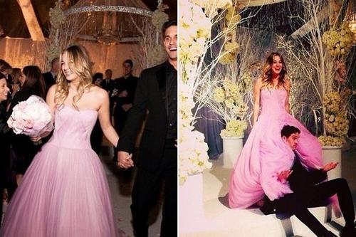 """12 thiết kế váy cưới đẹp mê mẩn """"cộp mác"""" Vera Wang - 12"""