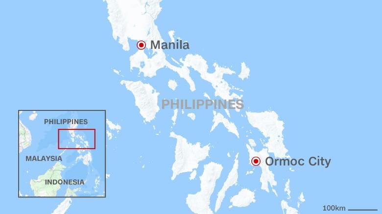 Philippines: Phà chở 189 người lật úp, ít nhất 36 người thiệt mạng - 2