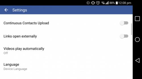 Mẹo Facebook: Cách để video không phát tự động - 2