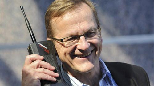 """""""Cha đẻ"""" của tin nhắn SMS qua đời ở tuổi 63 - 1"""