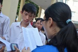 ĐHQG Hà Nội công bố điểm ngưỡng xét tuyển đầu vào đại học