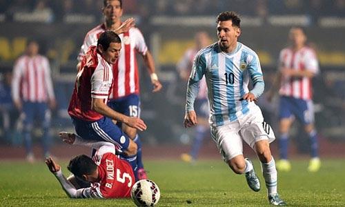 Dư luận Chile đe Messi, tán thành chơi rắn Argentina - 1