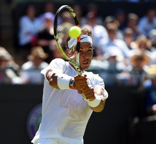Nadal - Dustin Brown: Rơi không thấy đáy (V2 Wimbledon) - 1