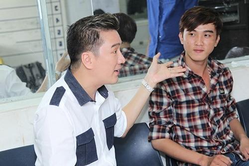 Quang Lê: Mr Đàm gửi tin nhắn ức chế tôi - 2