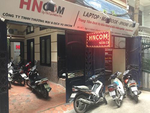 """HNCom  tự hào là """"Thương hiệu Việt Nam Tin dùng"""" lần 3 năm 2015 - 3"""