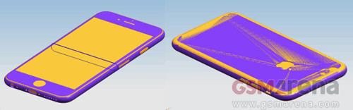 iPhone 6S dùng camera 12MP, kích thước dày hơn - 4