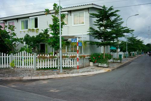 Nhà phố giá chung cư tại TP.HCM - 2