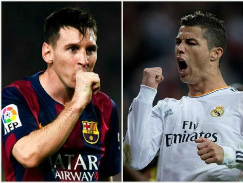 Định giá: Messi thống trị, Hazard vượt mặt CR7 - 1