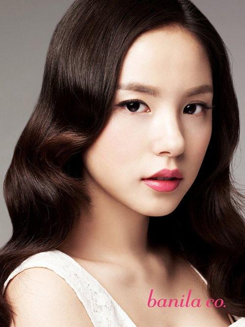 Vẻ nóng bỏng của bạn gái mỹ nam hot nhất nhì Hàn Quốc - 4