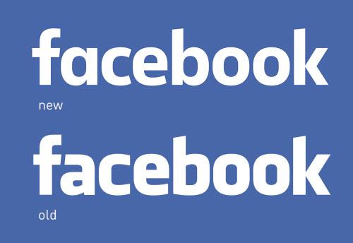 Có thể bạn không nhận ra Facebook vừa thay đổi logo - 1