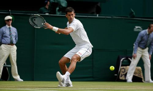 Djokovic - Tomic: Dễ như trở bàn tay (V3 Wimbledon) - 1