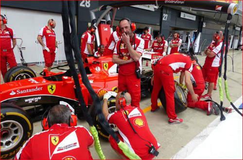 British GP 2015: Hy vọng sức mạnh từ Ferrari - 2